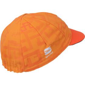 Sportful Sagan Logo Cycling Cap orange sdr